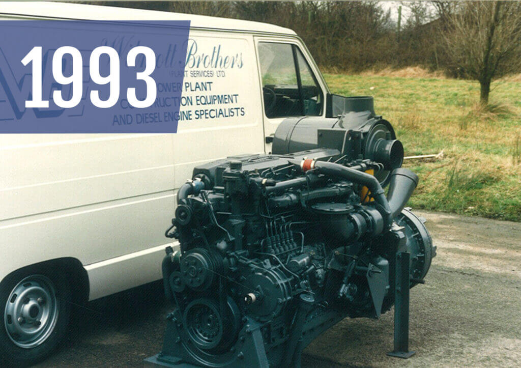 WB Power are awarded the Perkins engine dealership