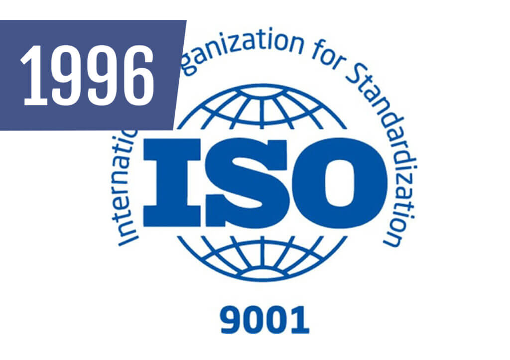 This management accreditation as upgraded to our current ISO9001 accreditation.