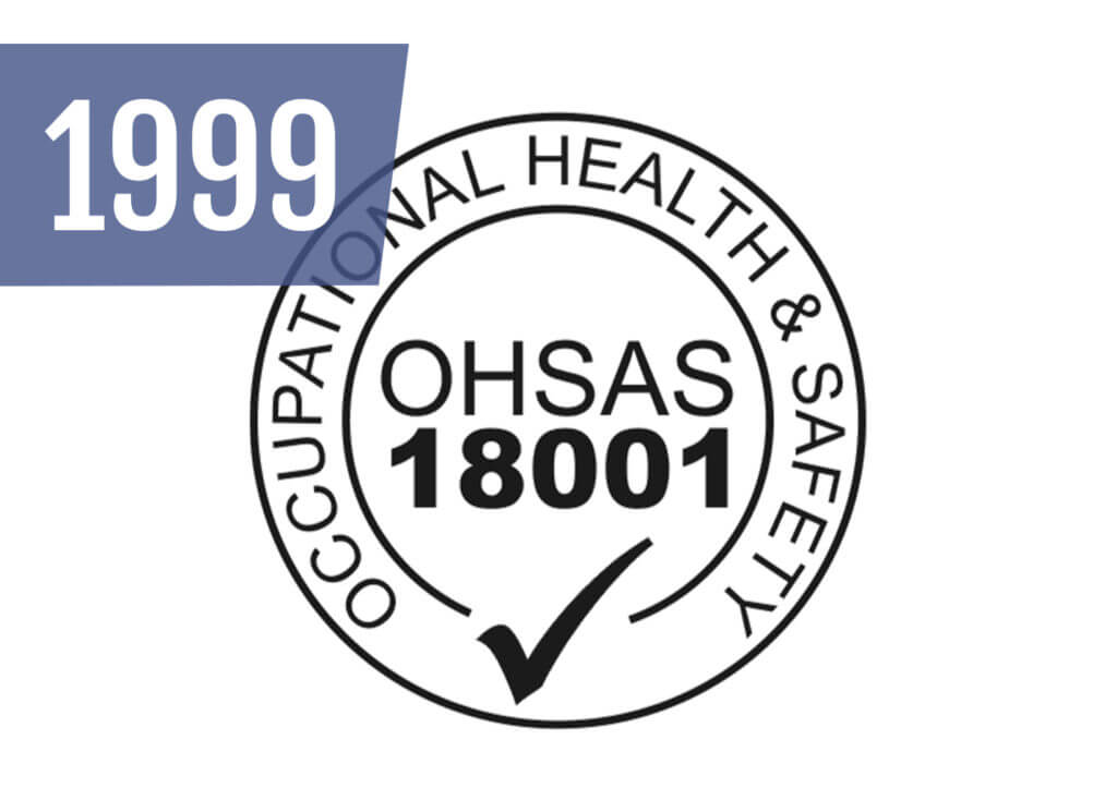 Wilmott Brothers are awarded OHSAS18001 Health & Safety accreditation, and in doing so join 1% of companies in the UK who hold all three management accreditation.