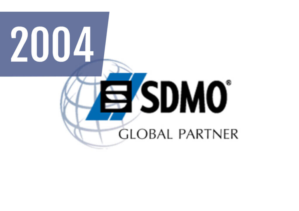 WB Power become distributors for SDMO, a French manufacturer of generating sets.