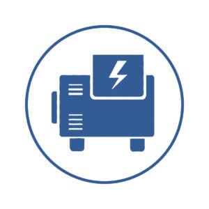 Generator Installation Icon