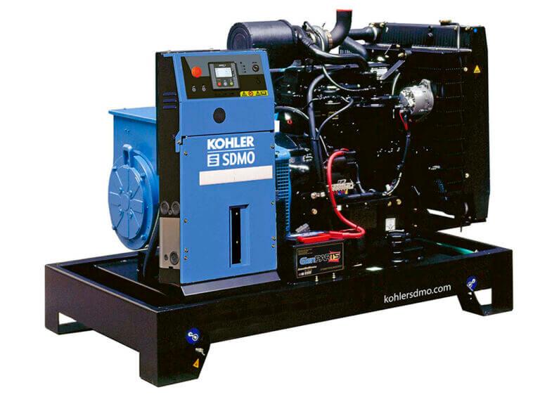 Kohler-SDMO J77K Generator