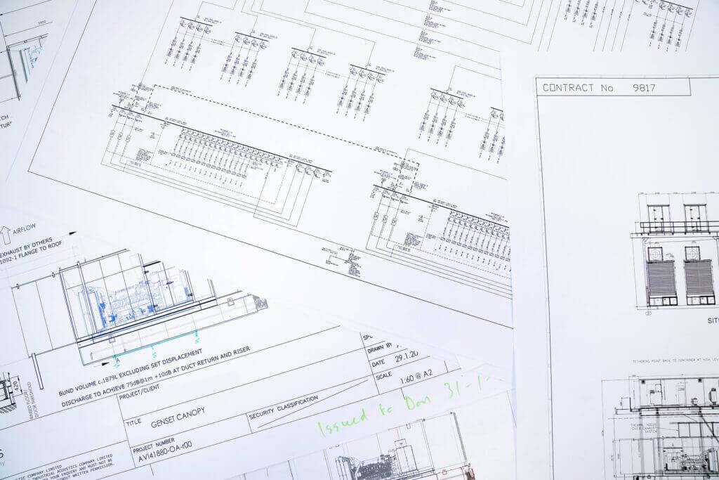 Generator Installation Project Plans