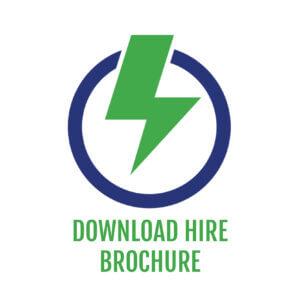 Brochure Hire Icon