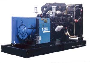 D630 Kohler-SDMO Generator