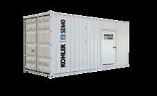 Kohler-SDMO Containerised Generator