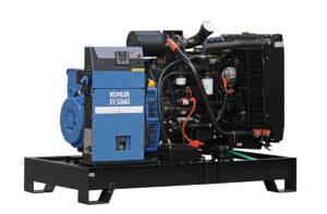 J130K Kohler-SDMO Generator