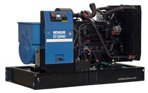 J165K Kohler-SDMO Generator