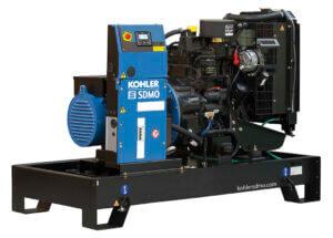 J33K Kohler-SDMO Generator
