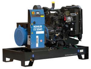 J44K Kohler-SDMO Generator