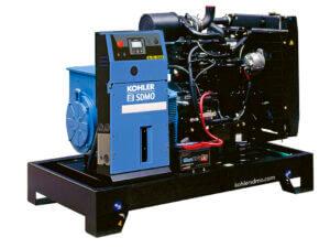J66K Kohler-SDMO Generator