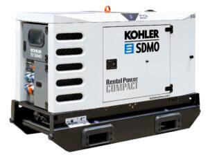 Kohler-SDMO Canopied Generator