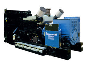 T1250 Kohler-SDMO Generator