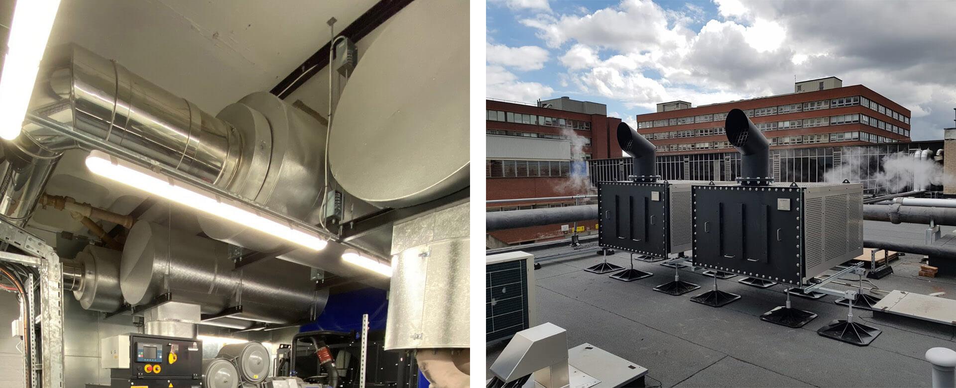 Generator Particulate Filters