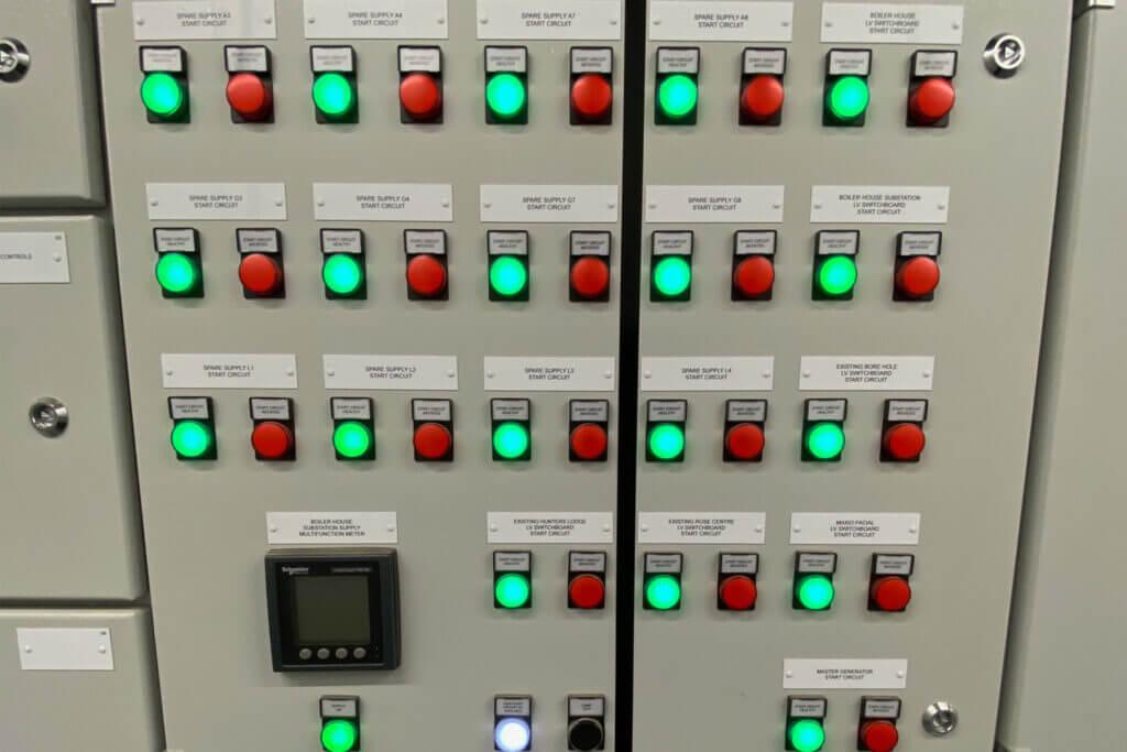 Switchgear Installation