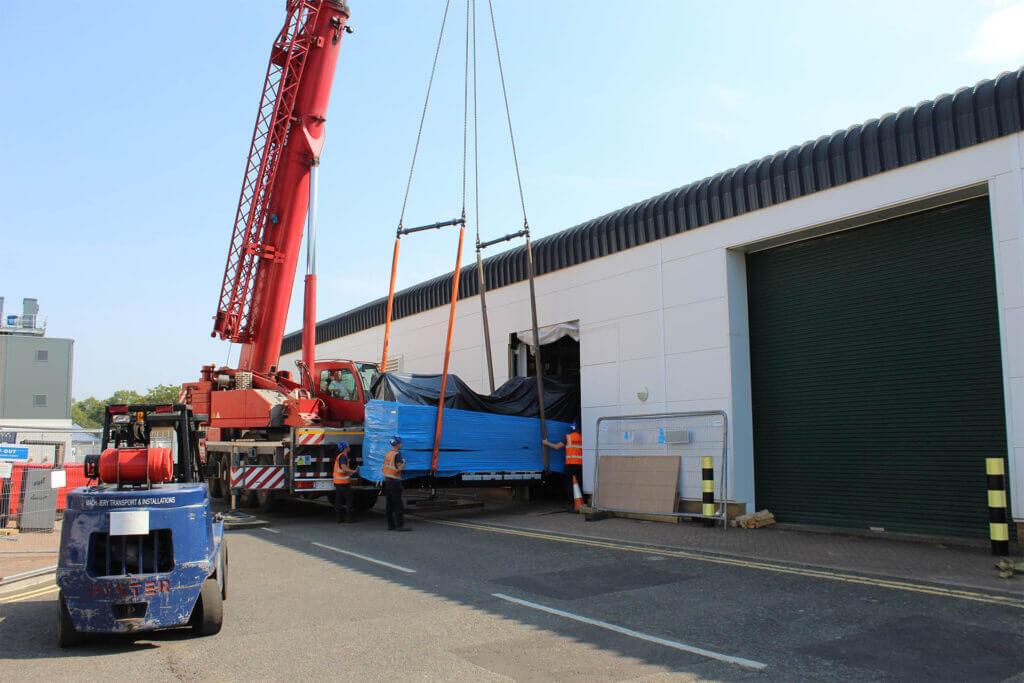 Generator Crane Solution