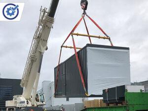 Testing Facility Generator Installation