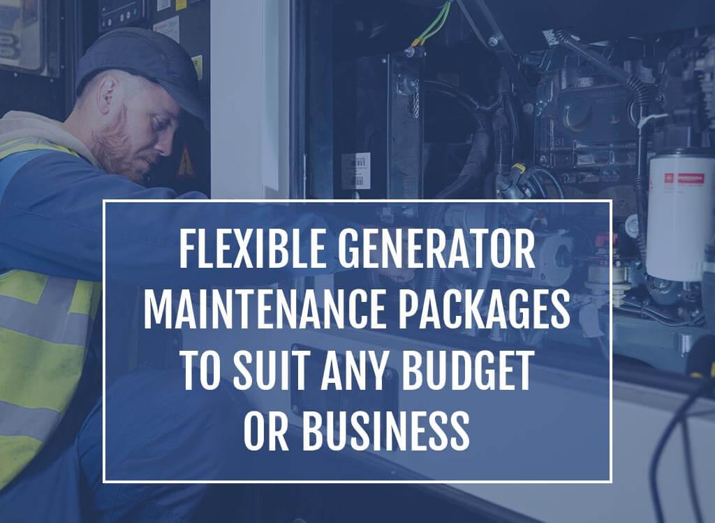 Generators - Maintenance Package