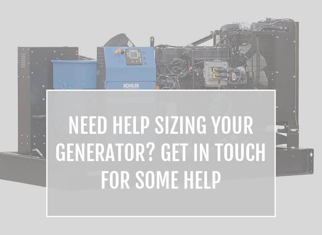 Generator Sizing