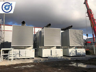 Generator Installation for South East Telecoms Provider