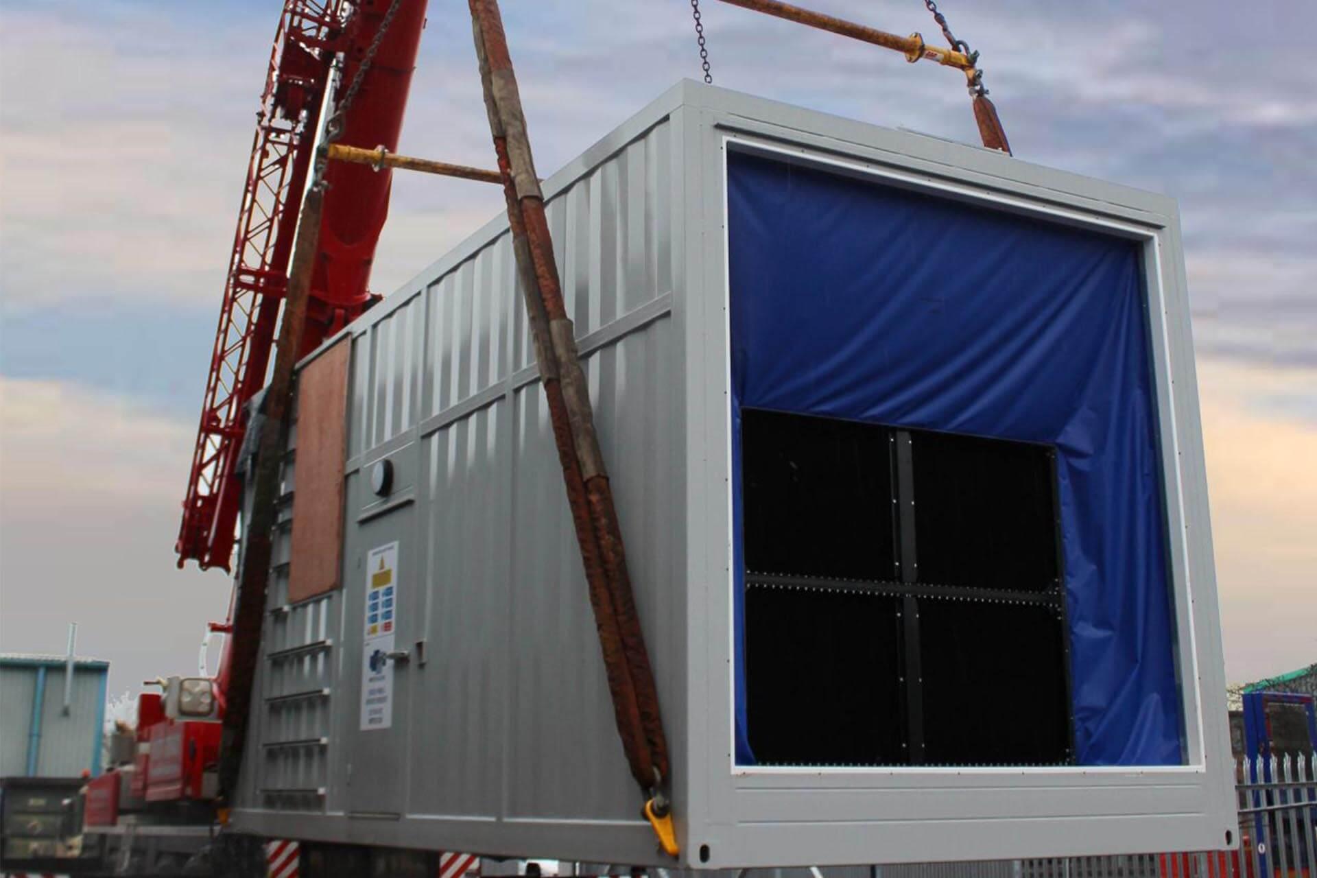 South East Telecoms Provider Generator Installation
