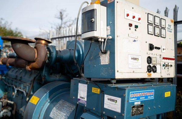 Buy & Sell Used Generators